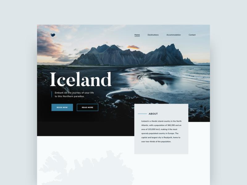 Iceland Travel Website