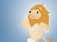 Mascot for Retail Roar