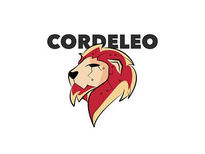 Cordeleo Logo Mark dribbble rebrand icon design icon consulting lion head lion logo logodesign mascot branding vector logo design illustration