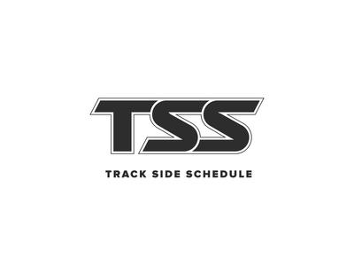 Track Side Schedule - Brand Design