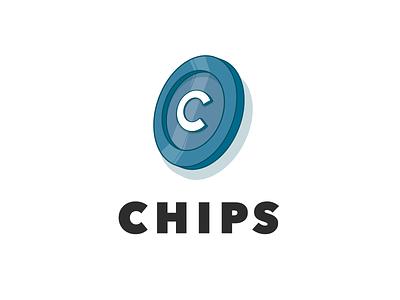 Chips - Brand Design logodesign logos logo design branding design brand identity brand design app design rebrand minimal logo graphic designer graphic design dribbble design branding icon design icon