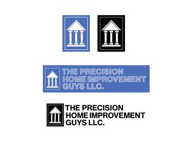 Home Improvement Logo Mockup