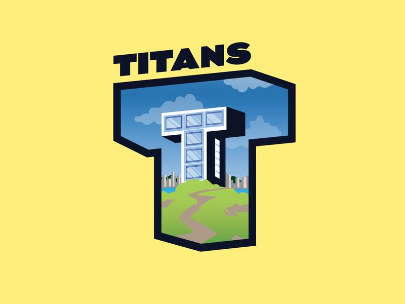 T for Titans