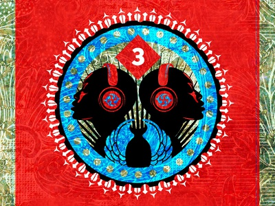 Copious Beats 3rd Anniversary copious beats illustration artwork