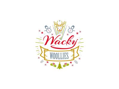 Wacky Woolies - Team Badge