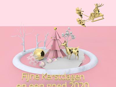 Merry Christmas merrychristmas blender3d design 3d art 3d artist 3dart 3ddesign 3d