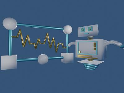 Robot blender3d 3d art 3d artist design 3dart 3ddesign 3d robot