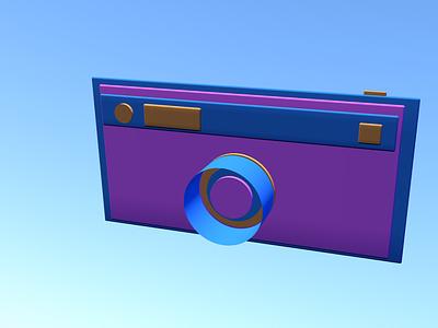 Photocamera flat photocamera camera c4d cinema4d 3d artist 3d art design 3dart 3ddesign 3d