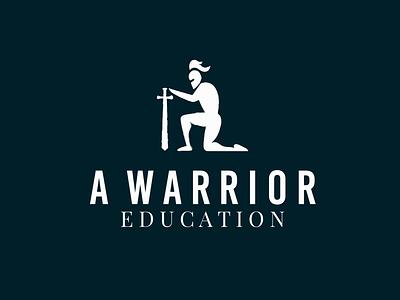 A Warrior Education logo concept