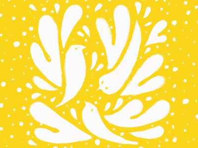 Birbz illustration art digital art minimal design fashion illustrator fashion drawing draw bird illustration bird patterndesign pattern illustraion