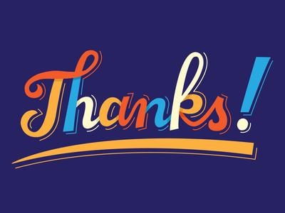 Thanks! (1)