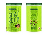 Goat Poop: rear detail