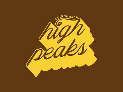 Get High upstate ny 46er high peaks hiking mountains adirondacks