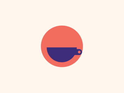 conference icon face smile morning coffee conference identity icon