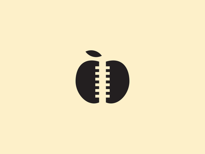 another unchosen logo fruit icon cider ladder apple logo