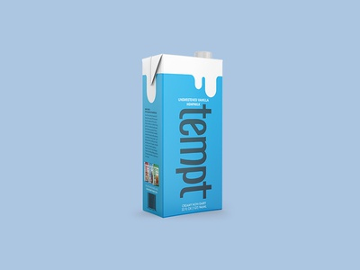 Hemp Milk, new look hemp milk packaging