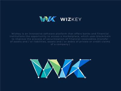 WizKey - Logo Design