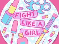 Candy Pop sticker #3
