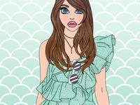 Gingham Girl