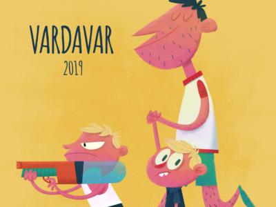 Vardavar day