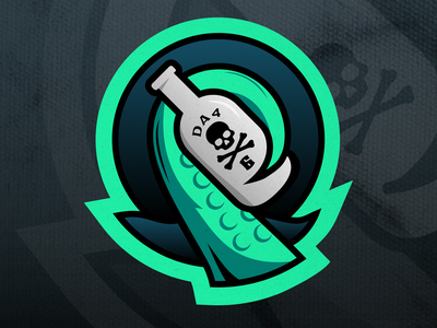 """Kraken"" eSports logo"