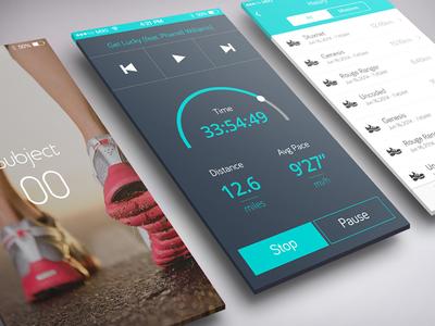 Subject00 Mobile App