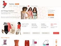 Social fashionpage full