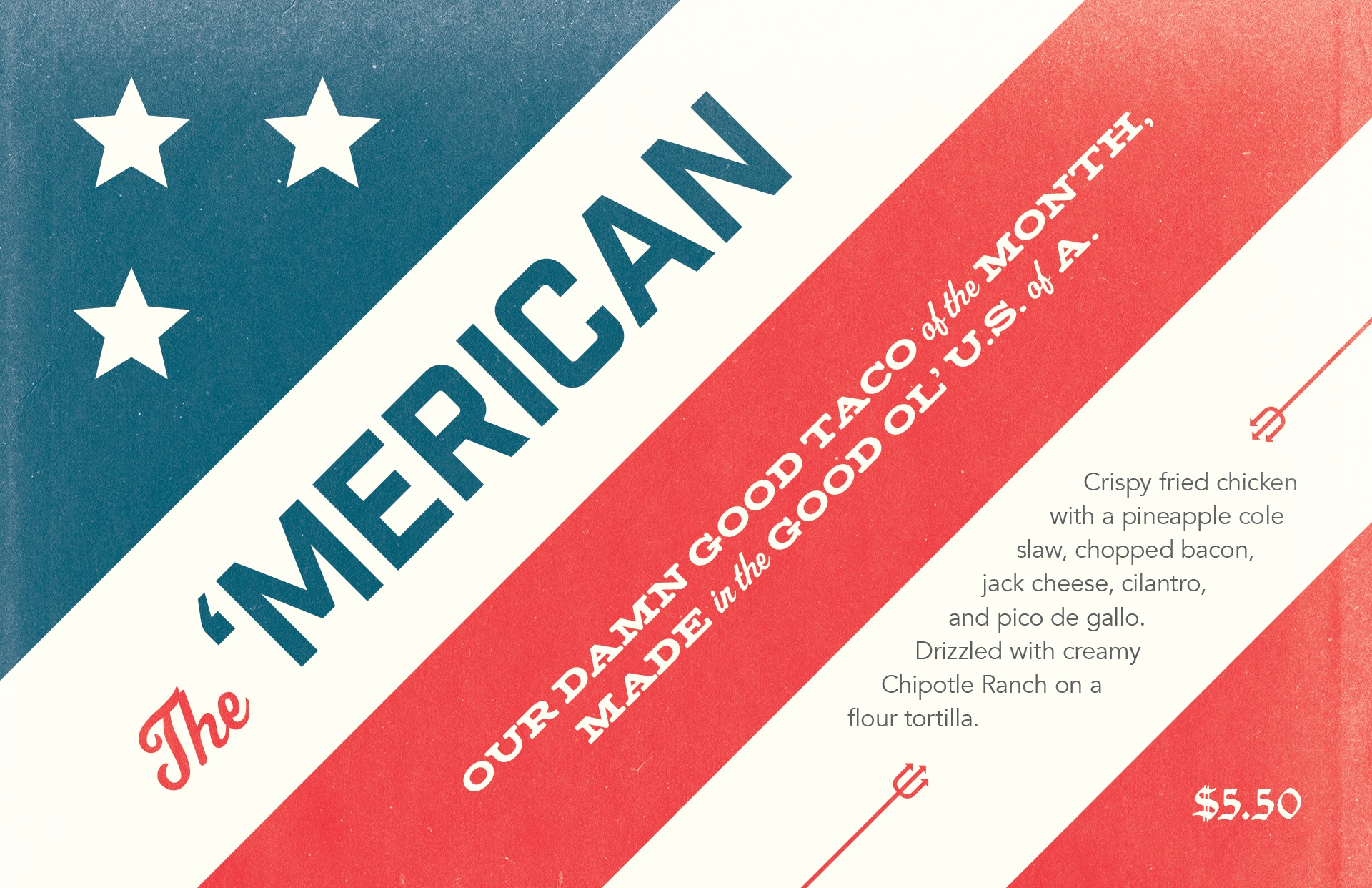 The american alternate