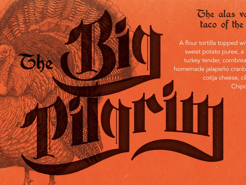Big pilgrim