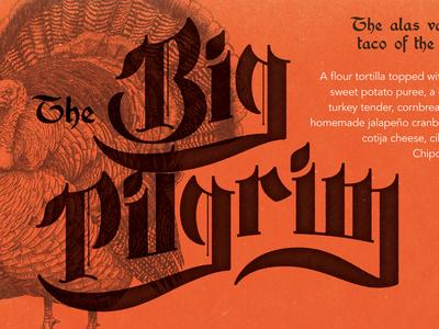 The Big Pilgrim