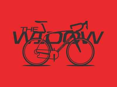 22/31: The Widow united bike bicycle kestrel legend shimano 105 illustration