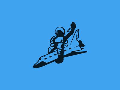 Ride 'em, space cowboy