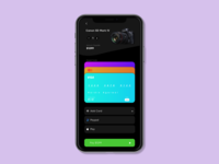Credit Card Checkout Page | Daily UI #002
