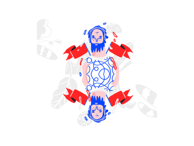 Me, me illustration digital procreate illustrator design character design
