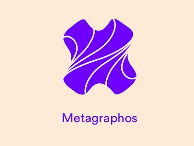 Metagraphos design branding logotype graphic design brand identity logo design