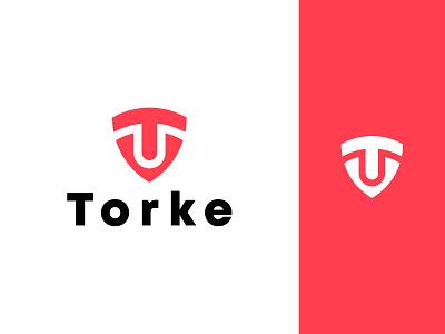 Torke Logo Design design logo illustration ui typography minimalist logo app logo branding logo design