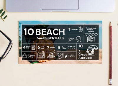 10 Beach Essentials