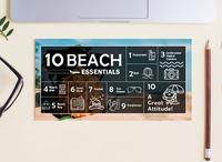 10 Beach Essentials