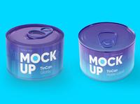 Tin Can Mock-Up