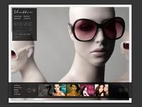 Shutter Minimal Photography WordPress Theme