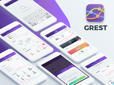 Grest - Mobile Application