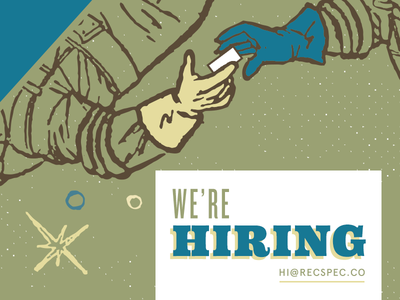 We're Hiring! work stars space you help me and ill help you jobs hiring astronauts