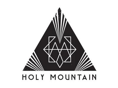 Holymountain logoideas a
