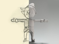 Elf Control - Model