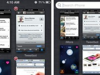iOS 6 Concept Expose App Switcher