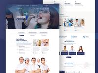 Dental Landing page