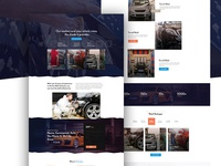 Car Wash - Homepage
