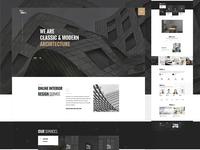 Diaco | Interior Landing page