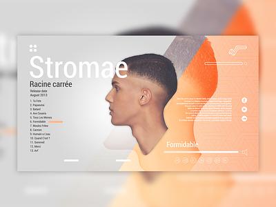 Concept Web Design web ux design uidesign