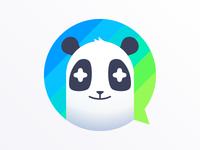 ChattyPanda app / Branding 🐼